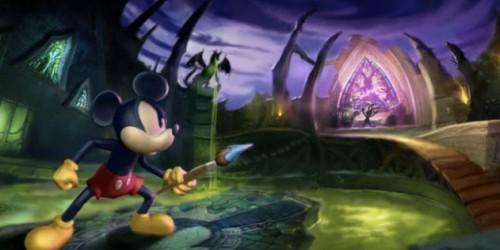Newsbild zu USA: Disney Micky Epic: Macht der Fantasie erscheint auch im eShop