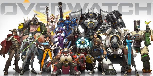 Newsbild zu Blizzard würde Nintendo sämtliche Overwatch-Charaktere für Super Smash Bros. Ultimate zur Verfügung stellen