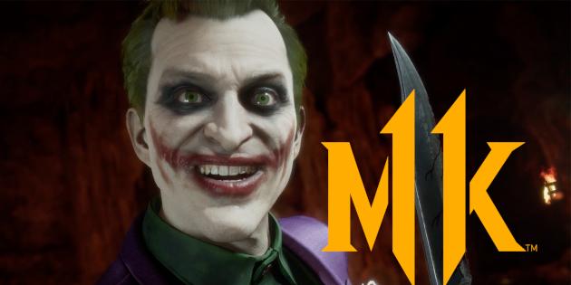 Newsbild zu Mortal Kombat 11: DLC-Kämpfer Joker erhält einen Trailer