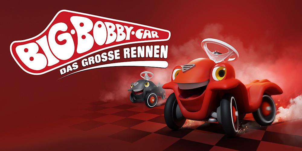 BIG-Bobby-Car – Das Grosse Rennen