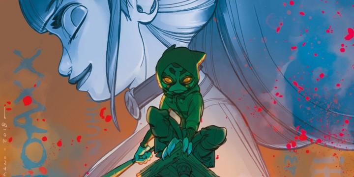 Newsbild zu Schocktober: Creepy Past in unserer gruseligen Comic-Rezension