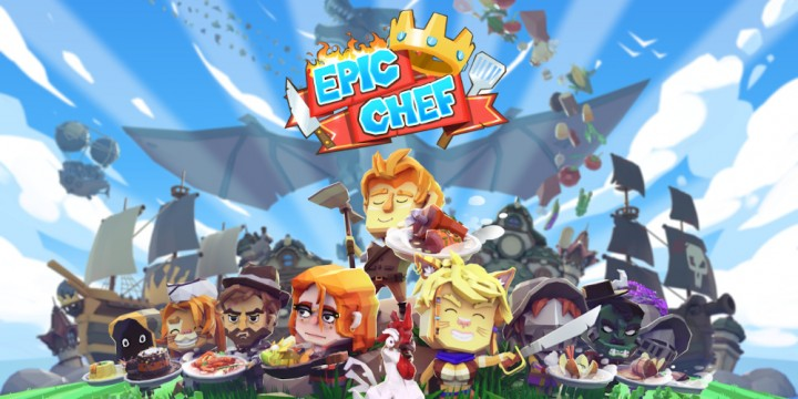 Newsbild zu Skurriles Kochabenteuer Epic Chef für PC und Konsolen angekündigt – Physische Version ab sofort vorbestellbar