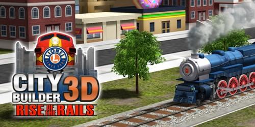 Newsbild zu Nintendo eShop-Spieletest: Lionel City Builder 3D: Rise of the Rails