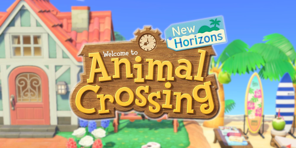 Animal Crossing: New Horizons – Logo