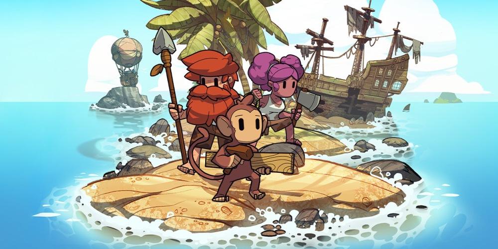 The Survivalists Artwork - Insel