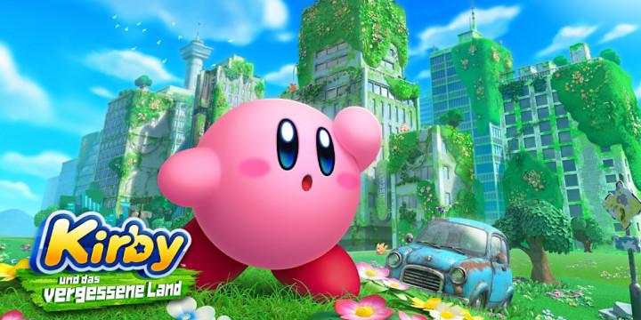 Newsbild zu Kirby und das vergessene Land bringt den rosa Helden nächstes Jahr in die dritte Dimension