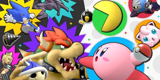 """Newsbild zu Das Event-Turnier """"Stachelig und kugelig!"""" in Super Smash Bros. Ultimate hat begonnen"""