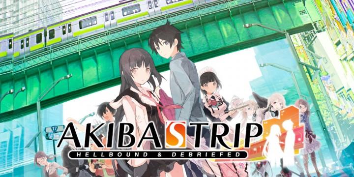 Newsbild zu Akiba's Trip: Hellbound & Debriefed erscheint am 23. Juli in Europa