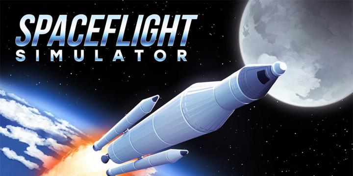 Newsbild zu Auf ins Weltall: Spaceflight Simulator für Nintendo Switch angekündigt