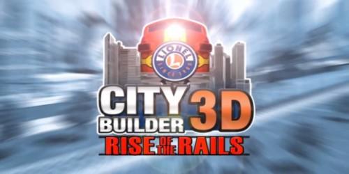 Newsbild zu Nordamerika: Lionel City Builder 3D: Rise of the Rails erscheint nächsten Monat im eShop des 3DS