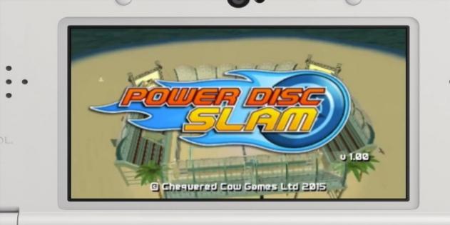 Newsbild zu Air Hockey-Fans aufgepasst: Power Disc Slam erscheint nächstes Jahr im 3DS eShop