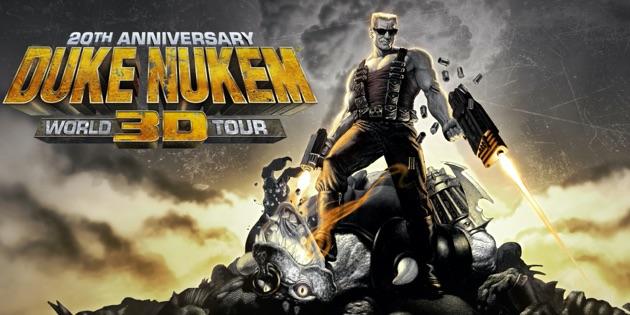 Newsbild zu Duke Nukem 3D: 20th Anniversary World Tour erscheint überraschend am 23. Juni für Nintendo Switch