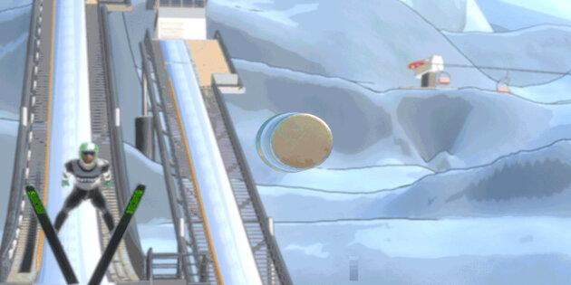 Newsbild zu Nintendo Switch-Spieletest: Ski Sniper