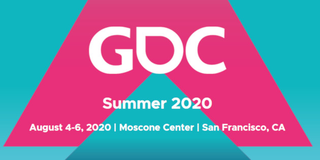 Newsbild zu GDC 2020 // Entwicklermesse ist nun für August geplant