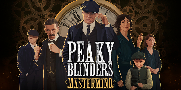 Newsbild zu Adventure-Spiel Peaky Blinders: Mastermind angekündigt