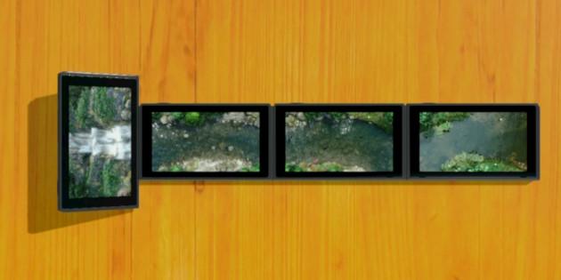 Newsbild zu Video zeigt den Mosaik-Modus aus 51 Worldwide Games