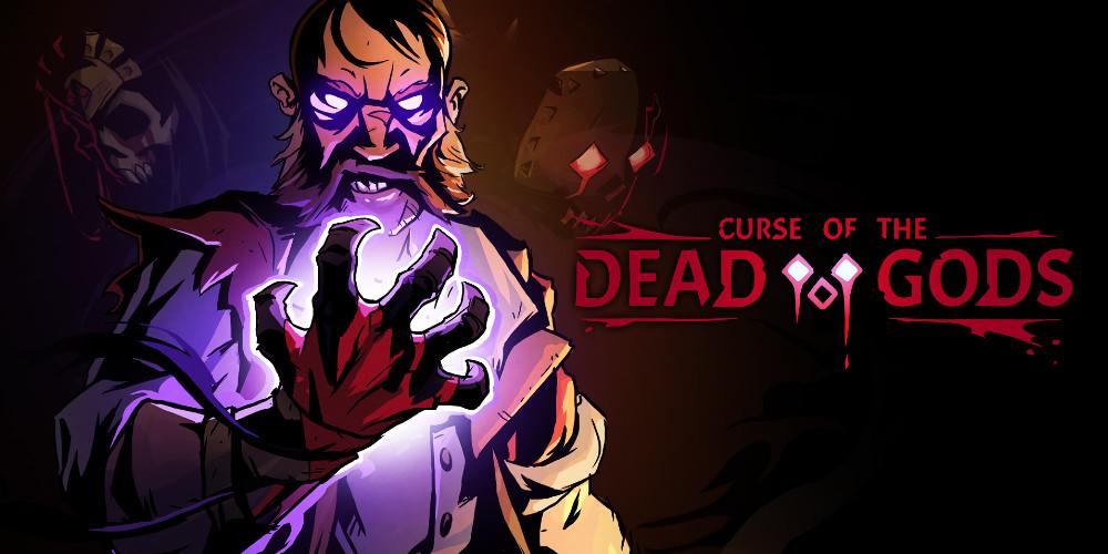 Curse of the Dead Gods - Keyart