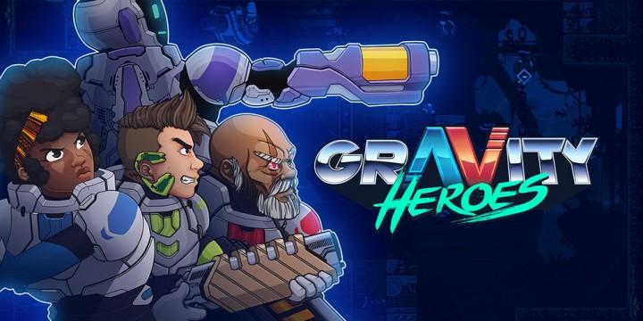 Newsbild zu Gravity Heroes: Kostenlose Demoversion ab sofort im Nintendo eShop erhältlich