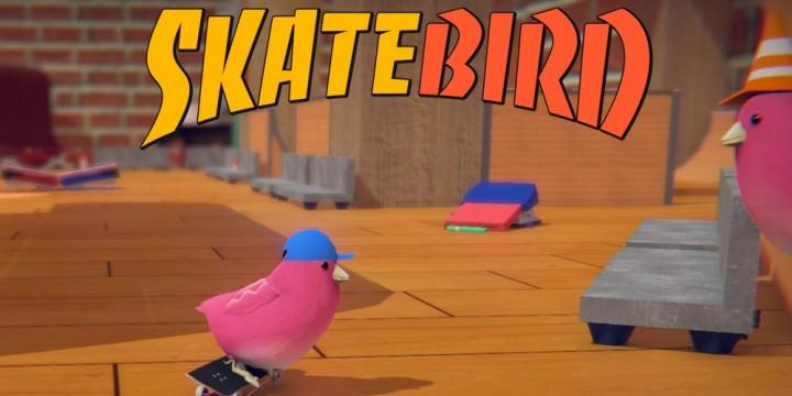 Newsbild zu SkateBird flattert als physische Version schon bald in die heimischen Regale