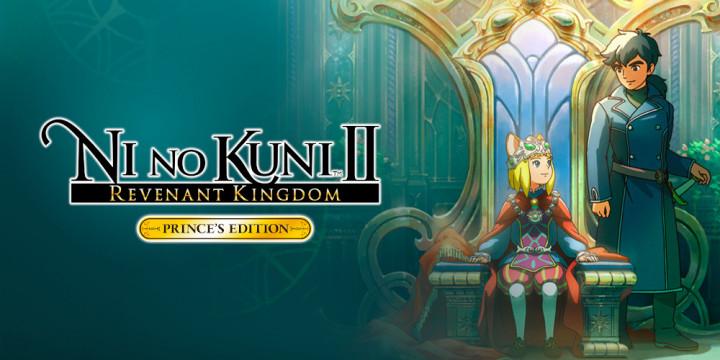 Newsbild zu Neuester Trailer zu Ni no Kuni II: Schicksal eines Königreichs - Prince's Edition stimmt auf die heutige Veröffentlichung ein