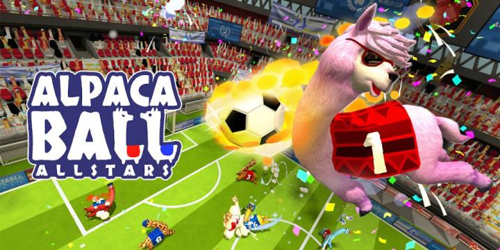 Newsbild zu Alpaca Ball: Allstars wurde neu veröffentlicht – Demoversion ab sofort für Nintendo Switch verfügbar