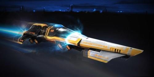 Newsbild zu Shin'en entwickelt neues Rennspiel für Wii U