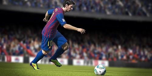 Newsbild zu Wii U-Fassung von FIFA 13 sieht am Besten aus