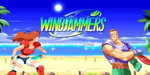 Newsbild zu Japanischer Nintendo Switch-Trailer zu Windjammers veröffentlicht