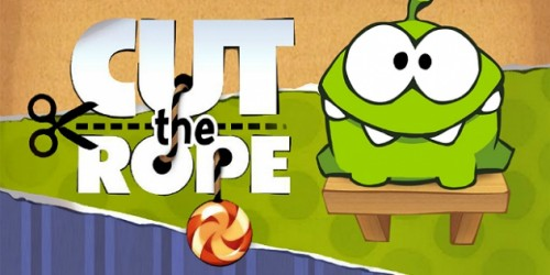 Newsbild zu Cut the Rope erscheint im eShop des Nintendo 3DS