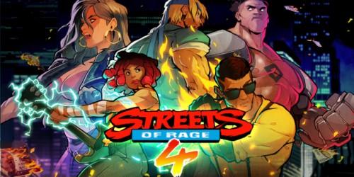 Newsbild zu Streets of Rage 4: Entwickler wollte zusätzliche SEGA-Charaktere ins Spiel bringen