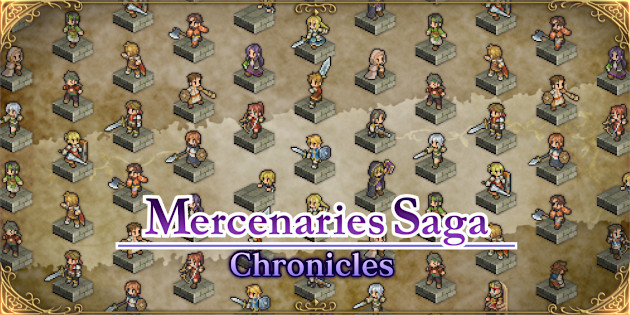 Newsbild zu PM Studios bringt physische Version von Mercenaries Saga Chronicles zurück