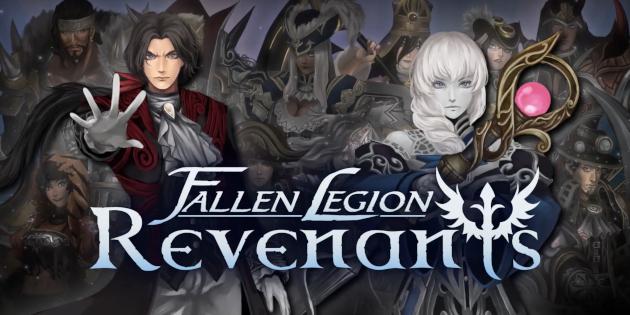 Newsbild zu Fallen Legion Revenants wird nächstes Jahr für die Nintendo Switch erscheinen