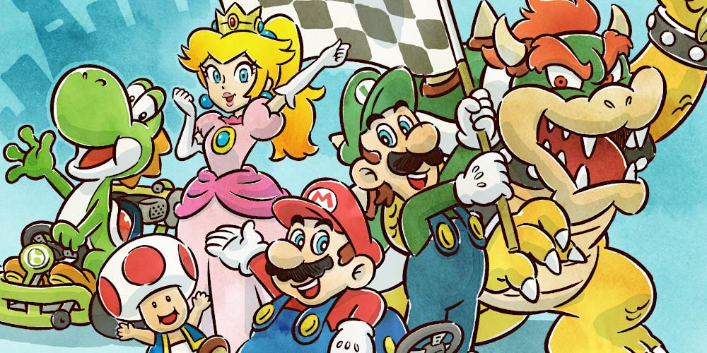 Mario Kart Tour - Veröffentlichung