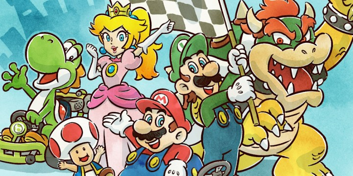 Newsbild zu Version 2.9.0 für Mario Kart Tour ab sofort erhältlich – Anpassungen optimieren das Fahrerlebnis