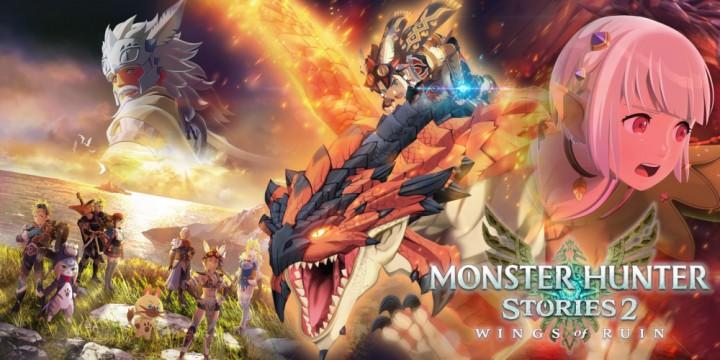 Newsbild zu Monster Hunter Stories 2: Wings of Ruin – Update 1.5.0 erweitert abermals um Monsties und Quests