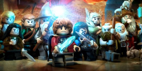 Newsbild zu LEGO Der Hobbit - Ab heute im Handel erhältlich [PM] & deutscher Launch-Trailer