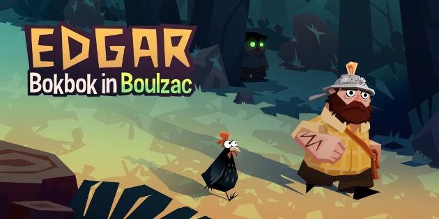 Newsbild zu Geht noch diesen Monat in Edgar: Bokbok in Boulzac einer Verschwörung auf den Grund