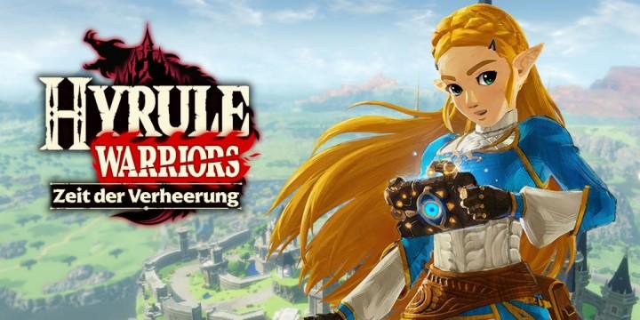 Newsbild zu Hyrule Warriors: Zeit der Verheerung – Nintendo zelebriert die bevorstehende Veröffentlichung mit einem neuen Trailer