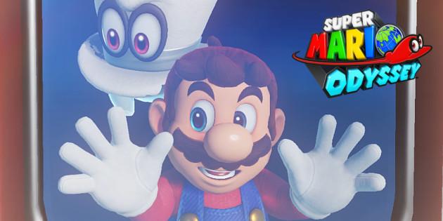 Newsbild zu Japanisches Werbeplakat zu Super Mario Odyssey löst Diskussion um mögliches Land aus