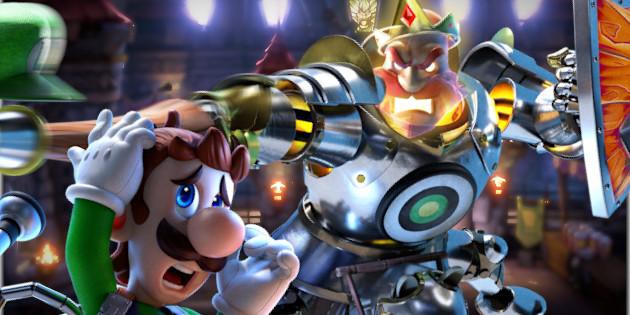 Newsbild zu So bewerten internationale Medien Luigi's Mansion 3 für die Nintendo Switch