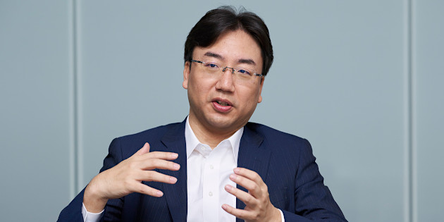 Newsbild zu Shuntaro Furukawa über Mobile-Spiele, Streaming und seine Philosophie als Nintendo-Präsident