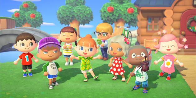 Newsbild zu Animal Crossing: New Horizons dominierte soziale Netzwerke im März