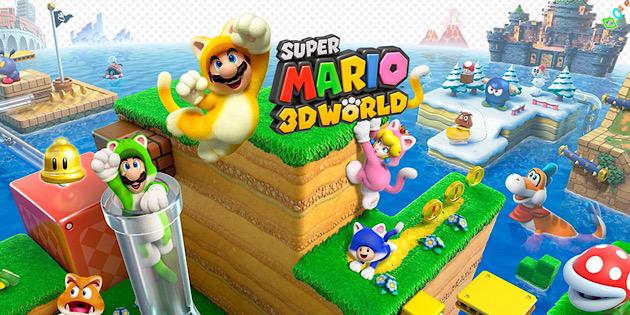 Newsbild zu Gerücht: Erwartet uns Super Mario 3D World auf der Nintendo Switch?