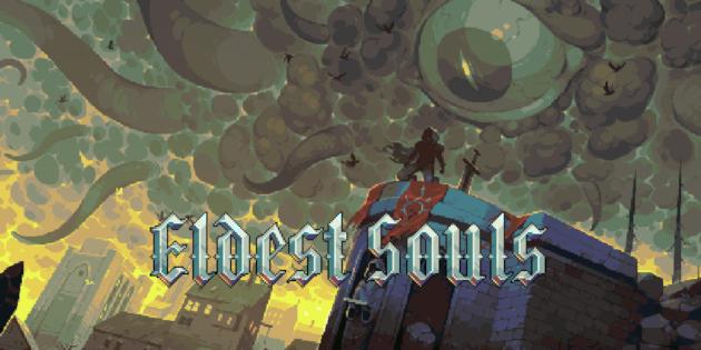 Newsbild zu Eldest Souls: Trailer zeigt den harten Kampf gegen die Götter