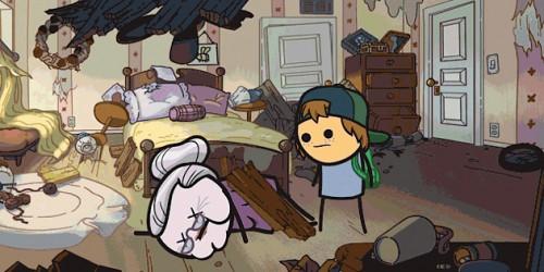 Newsbild zu Die schräge Welt von Cyanide & Happiness: Freakpocalypse kommt im Sommer auf die Nintendo Switch