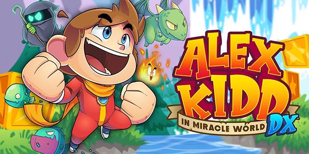 Newsbild zu Ein Klassiker kehrt zurück: Alex Kidd in Miracle World DX erscheint nächstes Jahr für Nintendo Switch