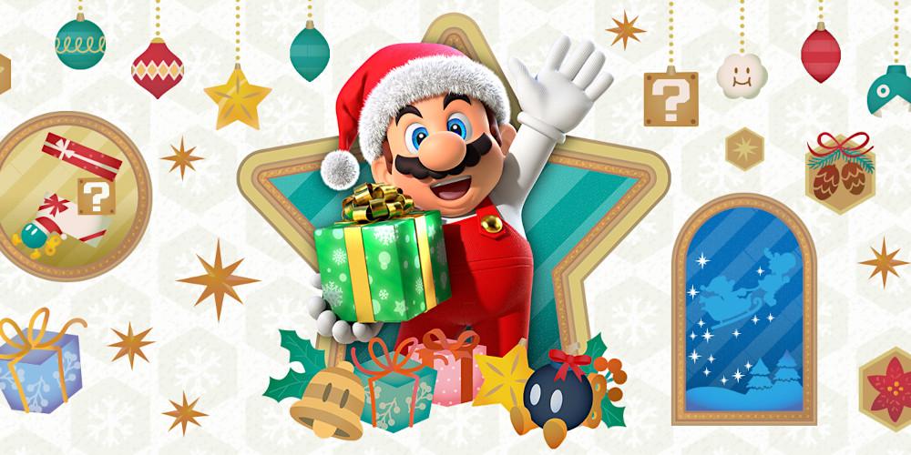 Super Mario - Weihnachten
