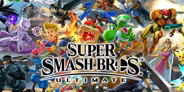 Newsbild zu Mehrere Zusatzinhalte für Super Smash Bros. Ultimate angekündigt