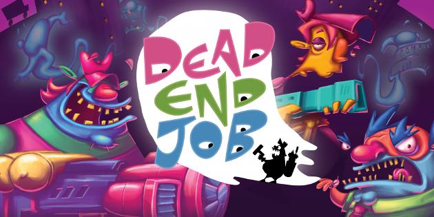 Newsbild zu Geisterhatz Dead End Job für Ende des Jahres angekündigt