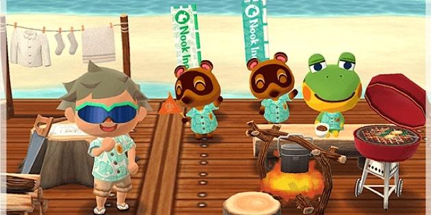 Newsbild zu Animal Crossing: Pocket Camp – New Horizons-Crossover-Event gestartet